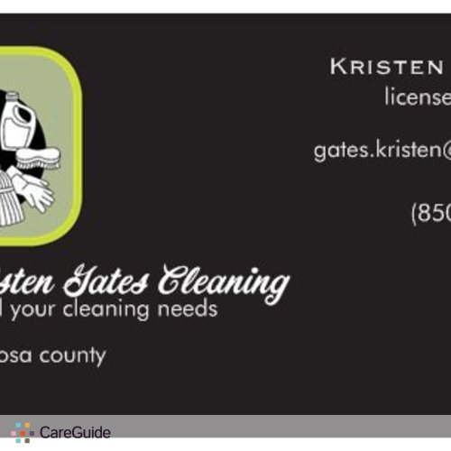 Housekeeper Provider Kristen Gates's Profile Picture