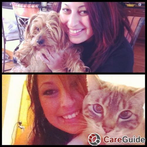 Pet Care Provider Elizaveta L's Profile Picture