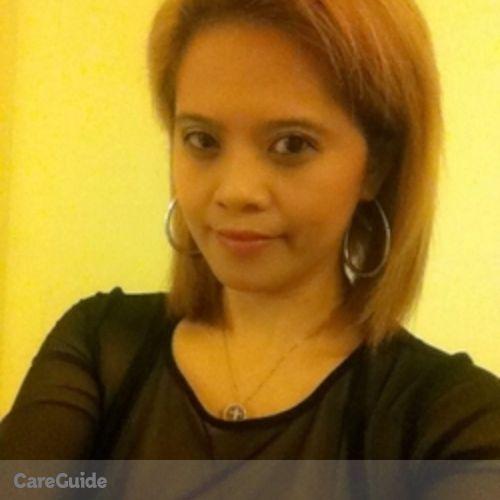Canadian Nanny Provider Juella Carino's Profile Picture