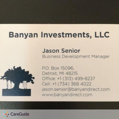 Renovator Job Jason Senior's Profile Picture