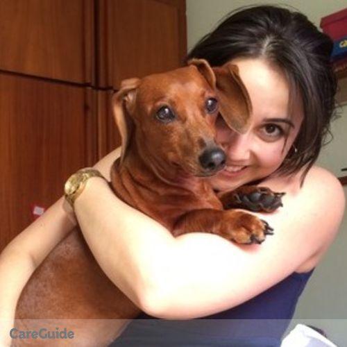 Pet Care Provider Juliane Souto's Profile Picture
