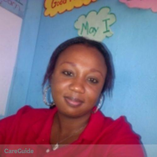 Canadian Nanny Provider Seacole Reid's Profile Picture