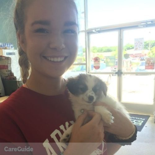 Pet Care Provider Samantha Carlton's Profile Picture