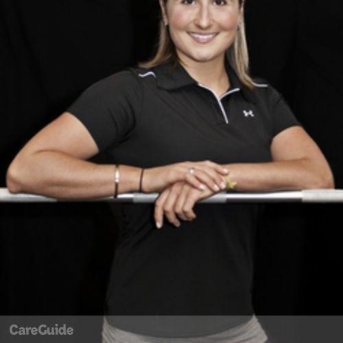 Canadian Nanny Provider Christina Longo's Profile Picture
