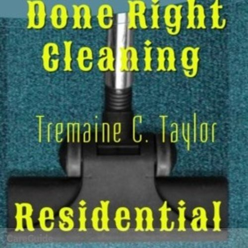 Housekeeper Provider Tremaine Taylor's Profile Picture