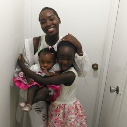 Canadian Nanny Provider Ola Olumide-ige's Profile Picture