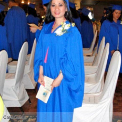 Canadian Nanny Provider Maria Cecilia Rodas's Profile Picture