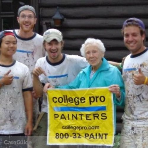 Painter Job Franchise Manager of Redmond's Profile Picture
