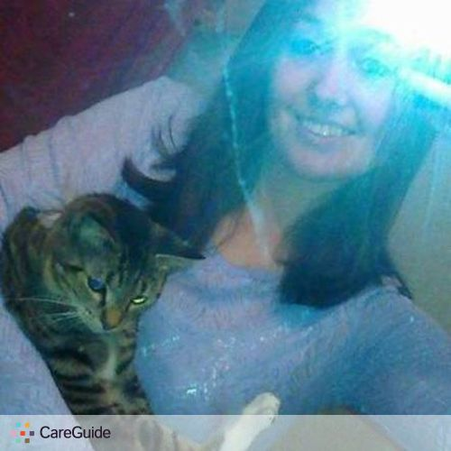 Pet Care Provider Briana Martin's Profile Picture