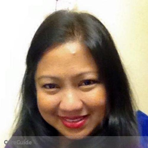 Canadian Nanny Provider Shiela C's Profile Picture