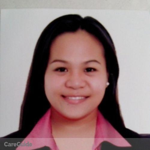 Canadian Nanny Provider Josephine E's Profile Picture
