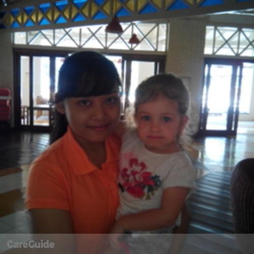 Canadian Nanny Provider Alfia Rahmawati's Profile Picture