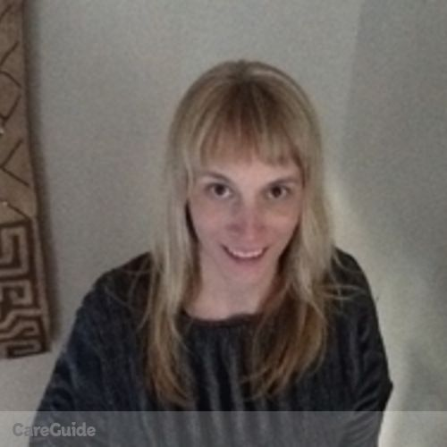Canadian Nanny Provider Julia Howse's Profile Picture