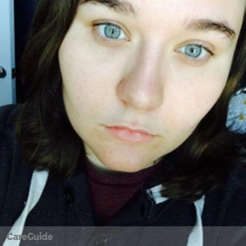 Canadian Nanny Provider Paige Freeman-Cyopeck's Profile Picture