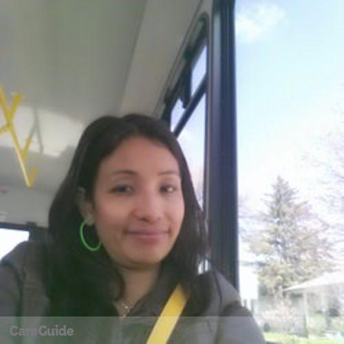 Canadian Nanny Provider Rosario T's Profile Picture