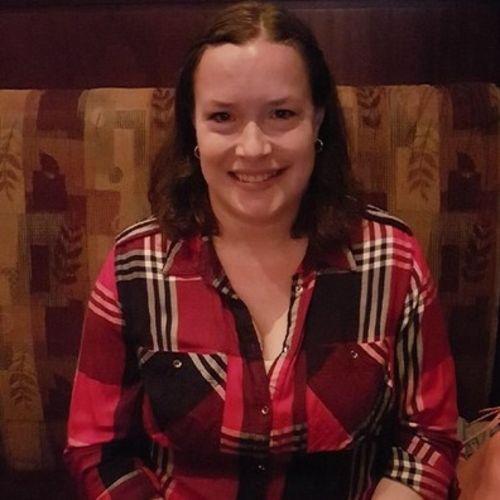 Canadian Nanny Provider Andrea C's Profile Picture