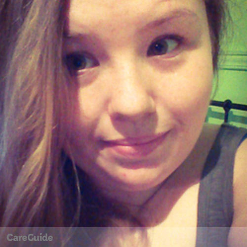 Canadian Nanny Provider Samantha Page's Profile Picture