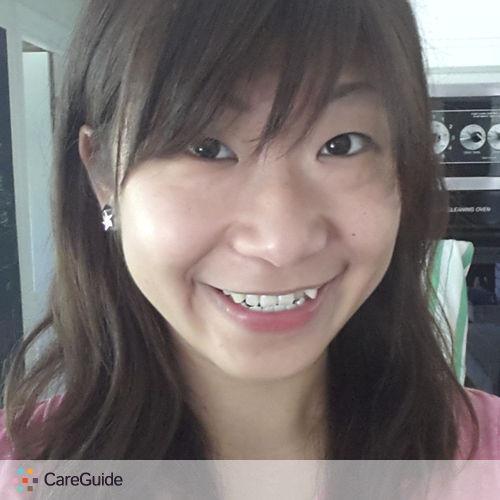 Child Care Provider Chia Jung Wu's Profile Picture