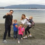 Family, Swimming Supervision in Kelowna