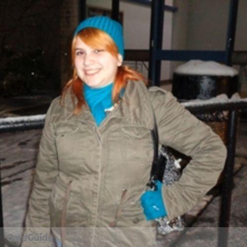 Canadian Nanny Provider Violetta Heavener's Profile Picture