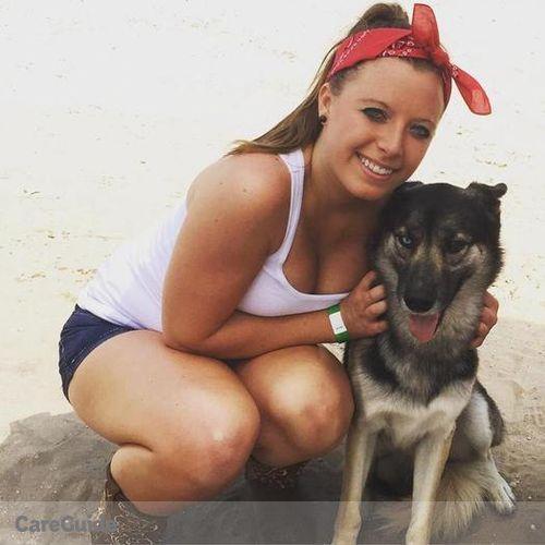 Pet Care Provider Chelsea K's Profile Picture
