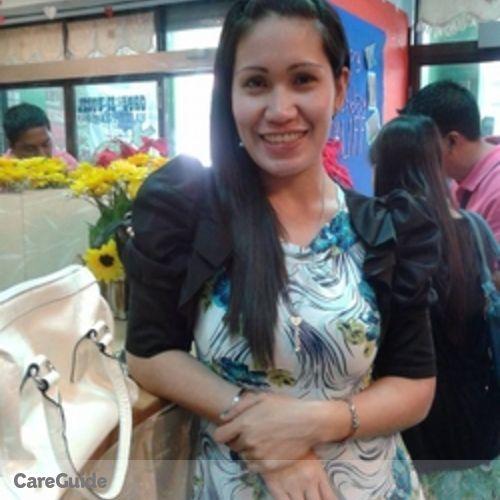 Canadian Nanny Provider Gina Sillano's Profile Picture