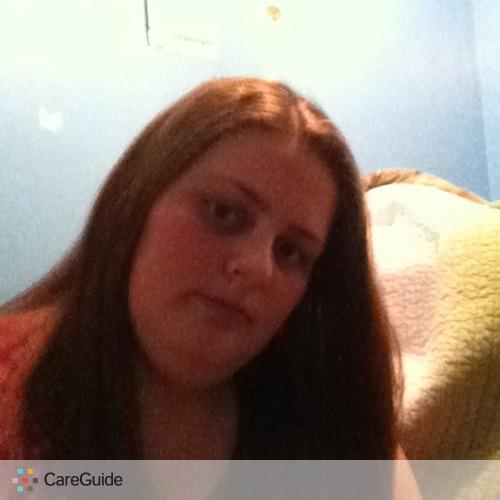Child Care Provider ashley johnston's Profile Picture