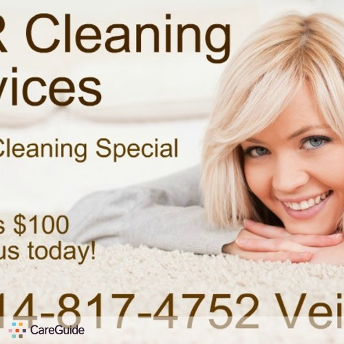 Housekeeper Provider V&R Cleaning Service's Profile Picture