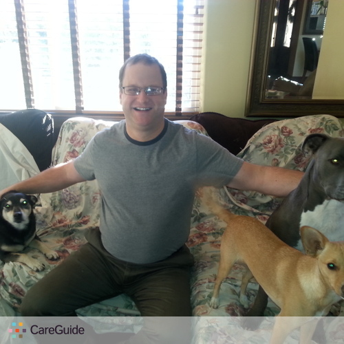 Pet Care Provider Brian Martin's Profile Picture