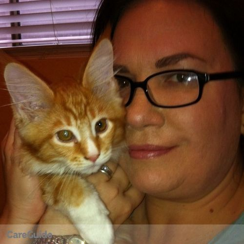 Pet Care Provider Christine Jensen Bond's Profile Picture