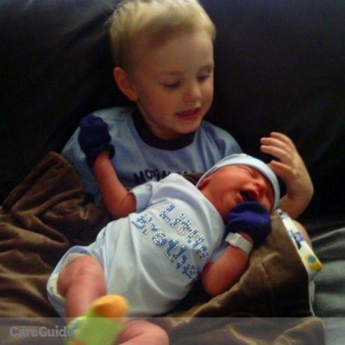 Child Care Job Katherine Montgomery's Profile Picture