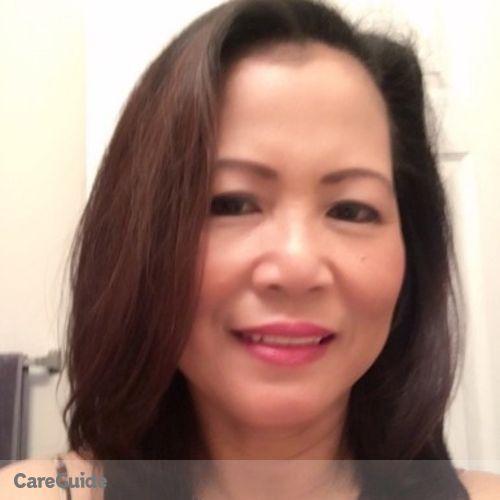 Canadian Nanny Provider Rosana G's Profile Picture