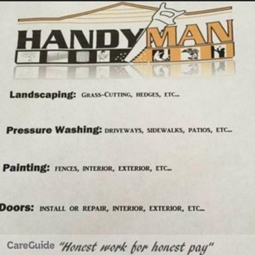 Handyman Provider Heath Hill's Profile Picture