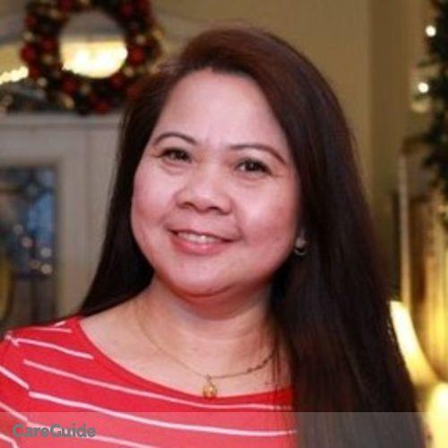 Canadian Nanny Provider Cristina Lagman's Profile Picture