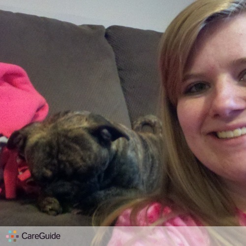 Pet Care Provider courtney calhoun's Profile Picture