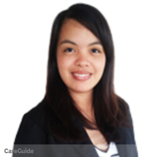 Child Care Provider Crystal Jane Datingaling's Profile Picture