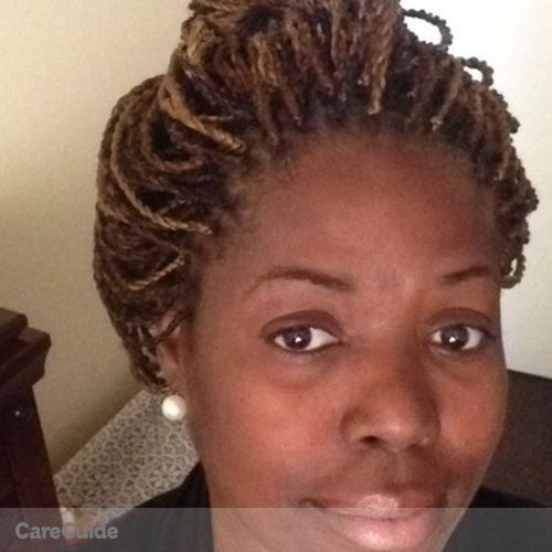 Child Care Provider Tamerla G's Profile Picture
