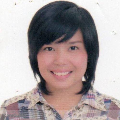 Canadian Nanny Provider Christine Joy Mandeoya's Profile Picture