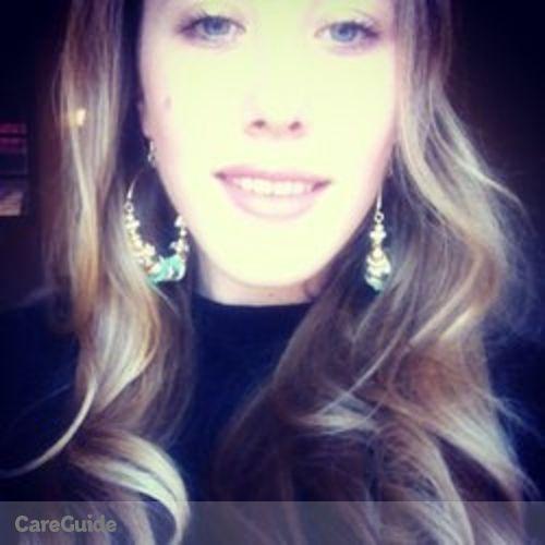 Canadian Nanny Provider Morgane S's Profile Picture