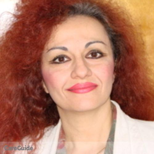 Canadian Nanny Provider Evgenia Kotsifos's Profile Picture