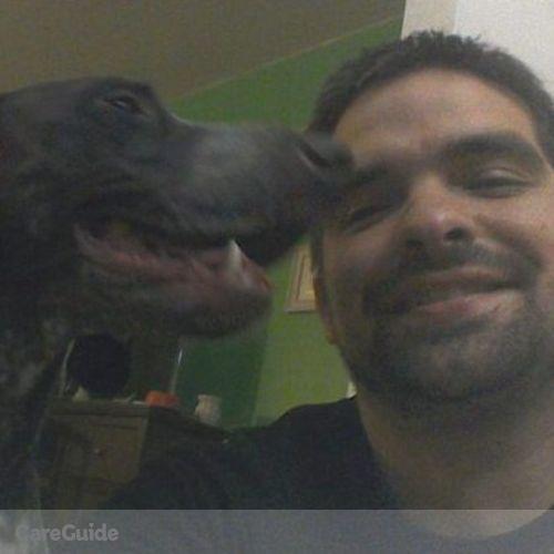Pet Care Provider Andrew Smith's Profile Picture
