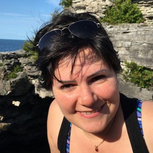Canadian Nanny Provider Neshat F's Profile Picture