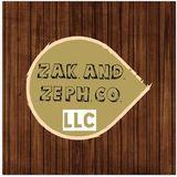 Company name is ZakAndZephCo. We offer residential painting as well as cabinet refinishing.