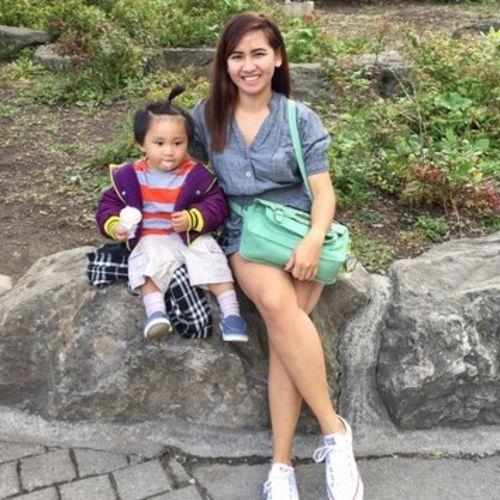 Canadian Nanny Provider Shiela Marie Mendoza's Profile Picture