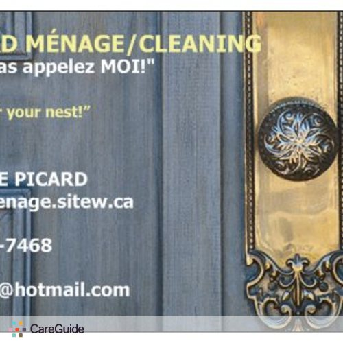 Housekeeper Provider stephane Picard's Profile Picture