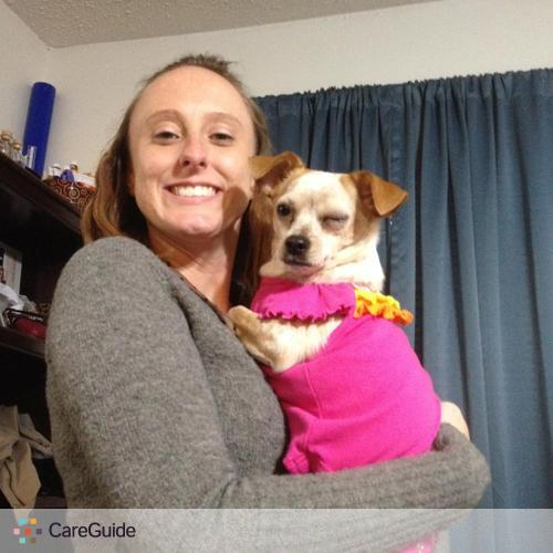 Pet Care Provider Ashley Kelly's Profile Picture