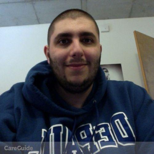 Pet Care Provider Zach S's Profile Picture