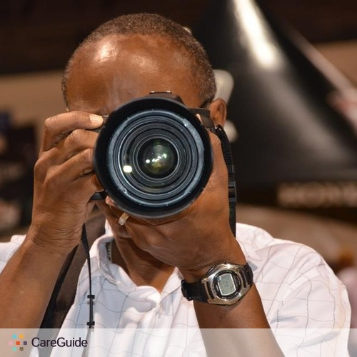 Photographer Provider Billie Green Jr's Profile Picture
