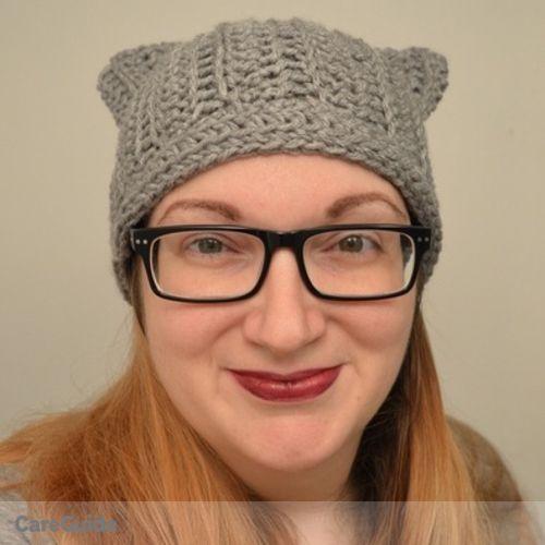 Canadian Nanny Provider Kristen Karius's Profile Picture