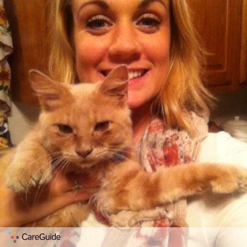 Pet Care Provider Haley Allison's Profile Picture